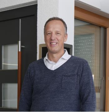 Peter Nill, der Geschäftsführer der Firma Fensterbau Nill.